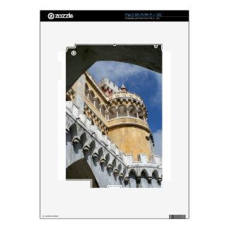 Castillo de Pena, Sintra, Portugal iPad 2 Calcomanías