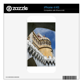 Castillo de Pena, Sintra, Portugal Skins Para iPhone 4S