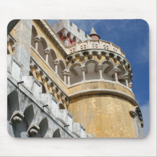 Castillo de Pena, Sintra, Portugal Tapete De Ratón