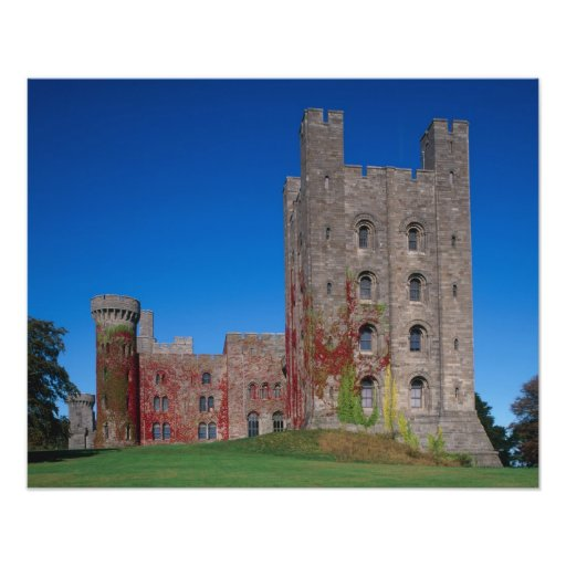 Castillo de Penrhyn, Gwynedd, País de Gales 2 Foto
