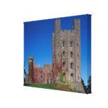 Castillo de Penrhyn, Gwynedd, País de Gales 2 Lona Estirada Galerías