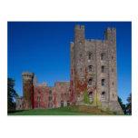 Castillo de Penrhyn, Gwynedd, País de Gales 2 Postal