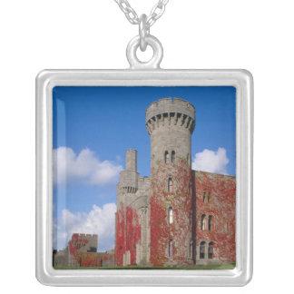 Castillo de Penrhyn, Gwynedd, País de Gales 3 Colgante Cuadrado