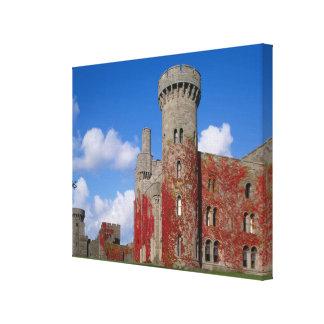Castillo de Penrhyn, Gwynedd, País de Gales 3 Lienzo Envuelto Para Galerías