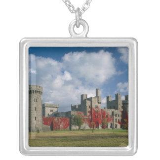 Castillo de Penrhyn, Gwynedd, País de Gales Colgante Cuadrado