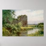 Castillo de Pevensey Impresiones