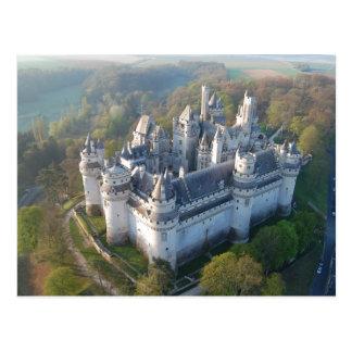 Castillo de Pierrefonds Tarjetas Postales
