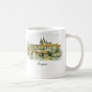 Castillo de Praga 11 onzas. taza