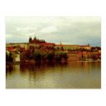 Castillo de Praga Postales