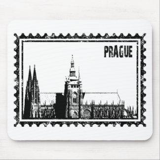 Castillo de Praga Alfombrillas De Raton