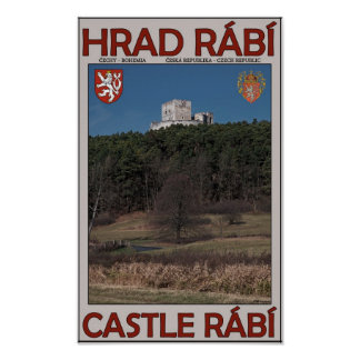 Castillo de Rabi Póster