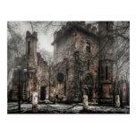 Castillo de Romanescu Tarjetas Postales
