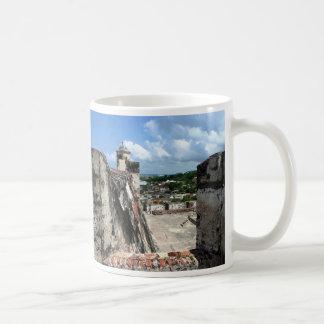 Castillo de San Felipe de Barajas Cartagena 1 Coffee Mug
