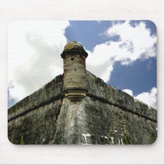 Castillo de San Marcos Fort Mouse Pad