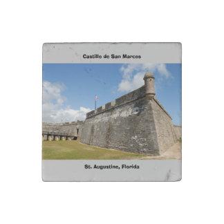 Castillo de San Marcos Imán De Piedra