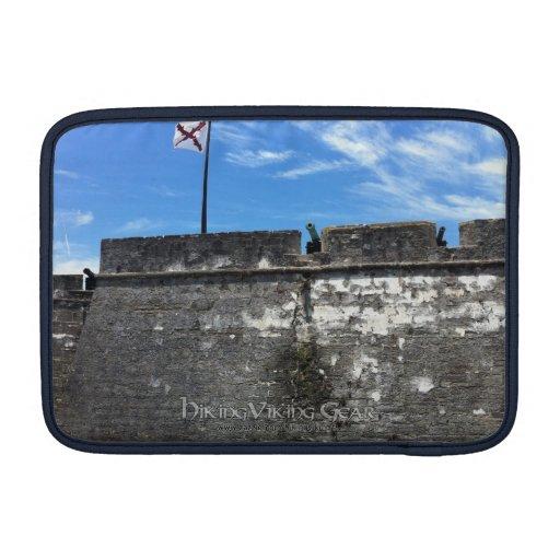 Castillo de San Marcos, St Augustine, FL Fundas Macbook Air
