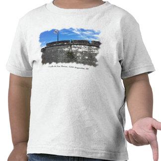 Castillo de San Marcos, St Augustine, FL Camiseta