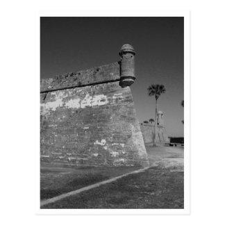 Castillo De San Marcos Postales