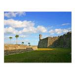 Castillo de San Marcos Tarjetas Postales