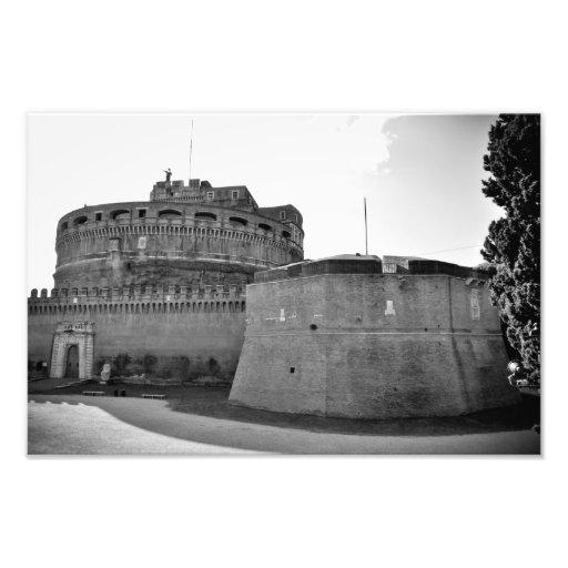 Castillo de Sant'Angelo Arte Fotografico