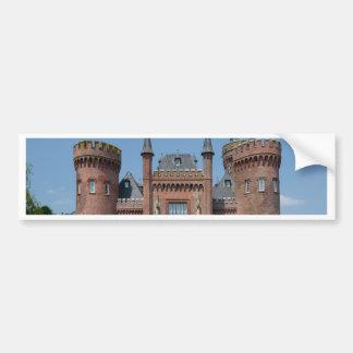Castillo de Schloss Moyland Pegatina Para Auto