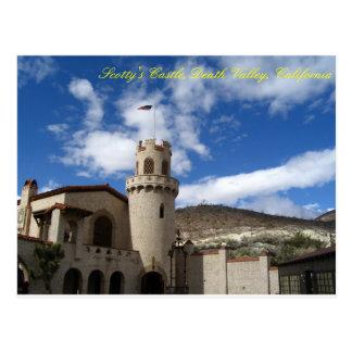 Castillo de Scottys, DVNP Tarjeta Postal
