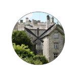 Castillo de Sizergh, Inglaterra, Reino Unido Reloj