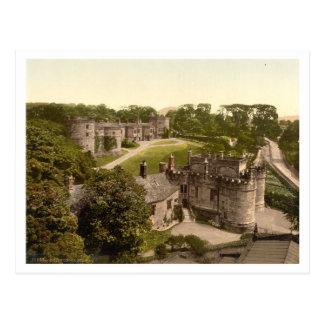 Castillo de Skipton, Yorkshire, Inglaterra Postal