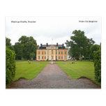 Castillo de Steninge, Suecia, foto O… Postales