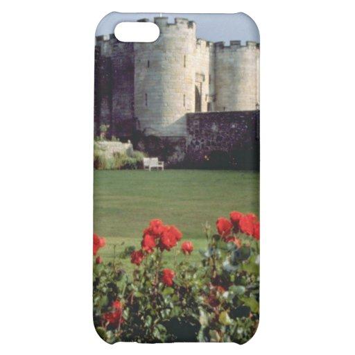 Castillo de Stirling, flores de Escocia
