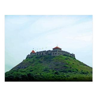 Castillo de Suemeg, condado de Somogy, Hungría Tarjeta Postal