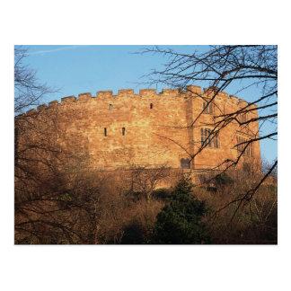Castillo de Tamworth, capital sajona histórica del Postales