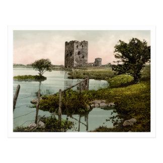 Castillo de Threave, castillo Douglas, Escocia Postales