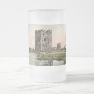Castillo de Threave, castillo Douglas, Escocia Taza