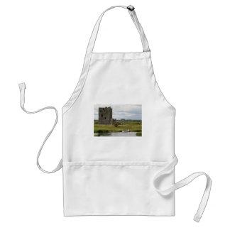 Castillo de Threave, Escocia, Reino Unido Delantal