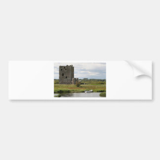 Castillo de Threave, Escocia, Reino Unido Pegatina Para Auto