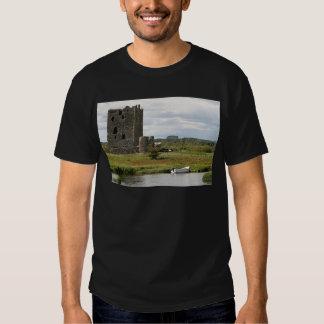 Castillo de Threave, Escocia, Reino Unido Playera