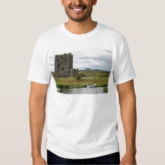 Castillo de Threave, Escocia, Reino Unido Polera
