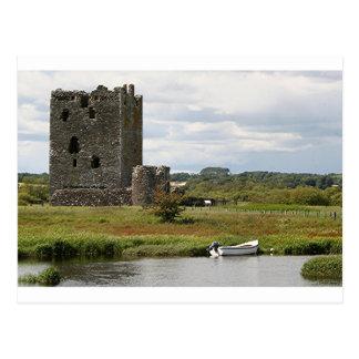 Castillo de Threave, Escocia, Reino Unido Postales