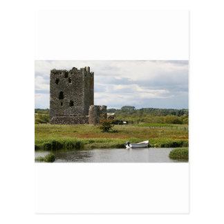 Castillo de Threave, Escocia, Reino Unido Tarjetas Postales