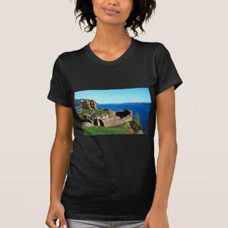 Castillo de Urquhart, Loch Ness, Escocia Playeras
