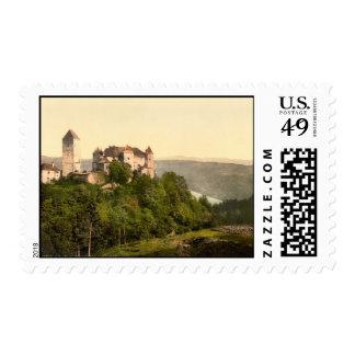 Castillo de Vaduz, Liechtenstein Sellos