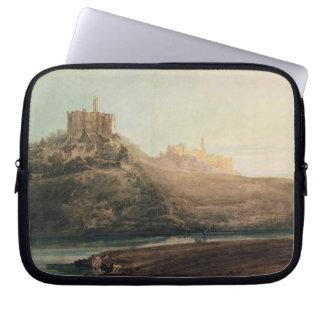 Castillo de Warkworth, Northumberland, c.1798 (w/c Fundas Computadoras