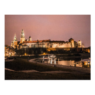 Castillo de Wawel Postales