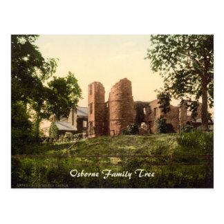 Castillo de Wilton, Ross-en-Horqueta, Tarjeta Postal