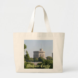 Castillo de Windsor Bolsa Tela Grande