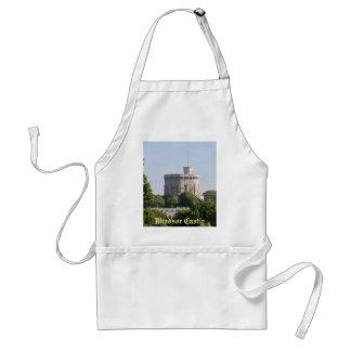 Castillo de Windsor Delantales