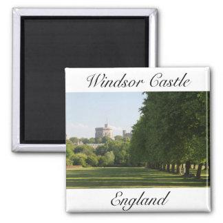 Castillo de Windsor Imanes