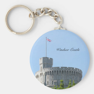 Castillo de Windsor Llavero Redondo Tipo Pin
