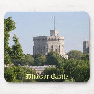 Castillo de Windsor Mouse Pad